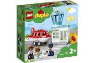 LEGO® 10961 DUPLO Flugzeug und Flughafen Spielzeug...