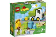 LEGO® 10945 DUPLO Müllabfuhr und Wertstoffhof,...