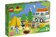 LEGO® 10946 DUPLO Familienabenteuer mit Campingbus,...
