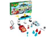 LEGO® 10947 DUPLO Rennwagen Spielzeugautos,...