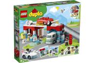 LEGO® 10948 DUPLO Parkhaus mit Autowaschanlage,...