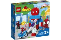 LEGO® 10940 DUPLO Marvel Spider-Mans Hauptquartier,...