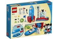 LEGO® 10774 Mickys und Minnies Weltraumrakete...