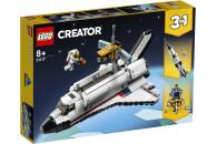 LEGO® 31117 Creator 3 in 1 Spaceshuttle-Abenteuer...