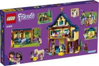 LEGO® 41683 Friends Reiterhof im Wald, Pferdestall...
