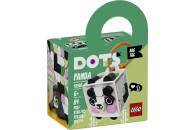 LEGO® 41930 DOTS Taschenanhänger Panda Bastelset...