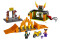 LEGO® 60293 City Stuntz Stunt-Park, Set mit schwungradbetriebenem Motorrad, Spinnenkäfig und Rennfahrer-Minifigur, Spielzeug für Kinder ab 5 Jahren