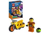 LEGO® 60297 City Stuntz Power-Stuntbike, Set mit...