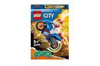 LEGO® 60298 City Stuntz Raketen-Stuntbike, Set mit...