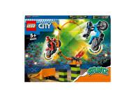 LEGO® 60299 City Stuntz Stunt-Wettbewerb, Set mit 2...