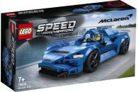 LEGO® 76902 Speed Champions McLaren Elva Rennwagen,...