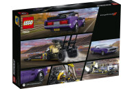 LEGO® 76904 Speed Champions Mopar Dodge//SRT Dragster...