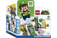 LEGO® 71387 Super Mario Abenteuer mit Luigi –...