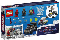 LEGO® 76184 Marvel Mysterios Drohnenattacke auf...