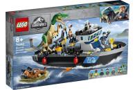 LEGO® 76942 Jurassic World Flucht des Baryonyx...