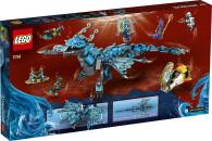 LEGO® 71754 NINJAGO Wasserdrache Drachen Spielzeug...