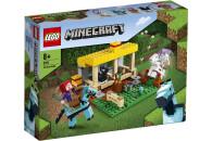 LEGO® 21171 Minecraft Der Pferdestall Bauernhof...