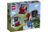 LEGO® 21172 Minecraft Das zerstörte Portal...