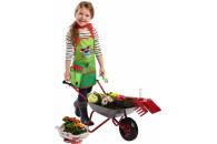 Metallschubkarre für Kinder - tolles Spielzeug...