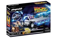PLAYMOBIL® 2er Set: 70317 Back to the Future DeLorean...
