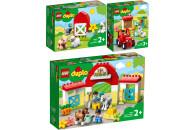 LEGO® DUPLO® Town 3er Set: 10949 Tierpflege auf...