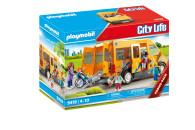 PLAYMOBIL® 3er Set: 9419 Schulbus + 9456...