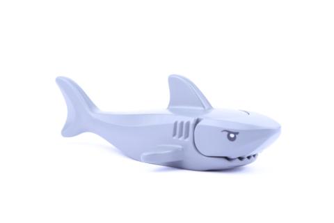 LEGO® Tierfigur - Hai dunkelgrau