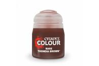 Citadel Farbe - Base Thondia Brown (12ml)  21-58