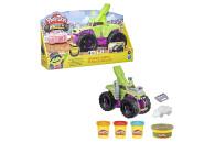 Play-Doh Wheels Mampfender Monster Truck