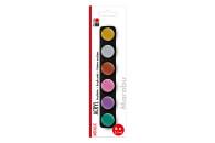 Marabu Einsteigerset Acrylfarben Metallic 6 Farben in 3,5...