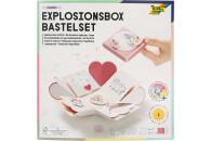 Folia Bastelset Explosionsbox Romance