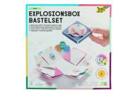 Folia Bastelset Explosionsbox Party