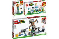 LEGO® Super Mario 3er Set: 71388 Kippturm mit...