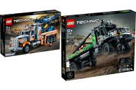 LEGO® Technic 2er Set: 42128...