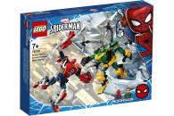 LEGO® 76198 Marvel Mech-Duell zwischen Spider-Man...