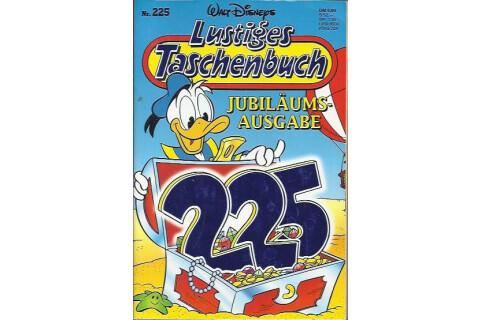"""Walt Disneys Lustiges Taschenbuch LTB 225 """"225 Jubiläums-Ausgabe"""" 1996"""