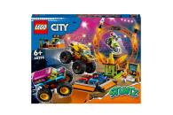 LEGO® 4er Set: Stuntshow-Arena + Power-Stuntbike +...