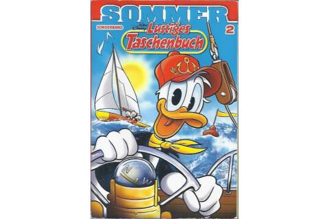 Walt Disneys Lustiges Taschenbuch Sommer Sonderband LTB Band 2 - 2012