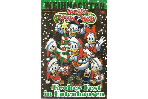 """Walt Disneys Lustiges Taschenbuch Weihnachten 18 """"Frohes Fest in Entenhausen"""" 2012"""