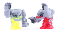 LEGO® Figuren Geolix, Tremorox aus Power Miners Rock Monster 9 cm groß (Farbe wählbar)