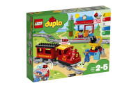 LEGO® 10874 DUPLO Dampfeisenbahn, Spielzeugeisenbahn...