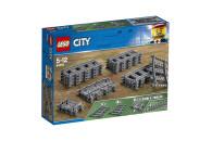 LEGO® 60205 City Schienen, 20 Stück,...