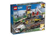 LEGO® 60198 City Güterzug, Set mit...