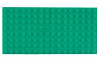LEGO® Bauplatte 8x16 grüne Grundplatte...