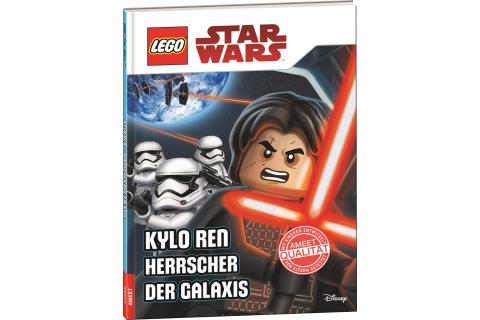 LEGO® Star Wars™ Kylo Ren Buch Herrscher der Galaxis