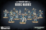 Warhammer 40.000: Thousand Sons Rubric Marines