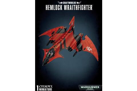 Warhammer 40,000 Eldar Craftworlds Hemlock Wraithfighter 46-14