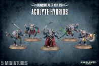 Warhammer 40,000 Genestealer Cults Acolyte Hybrids 51-51