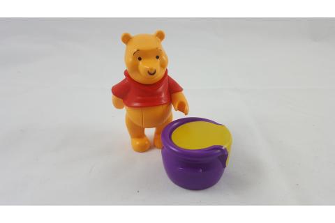 LEGO® DUPLO® - Winnie Pooh Figur mit Honigtopf