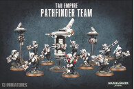 Warhammer 40.000: Tau Empire Pathfinder Team